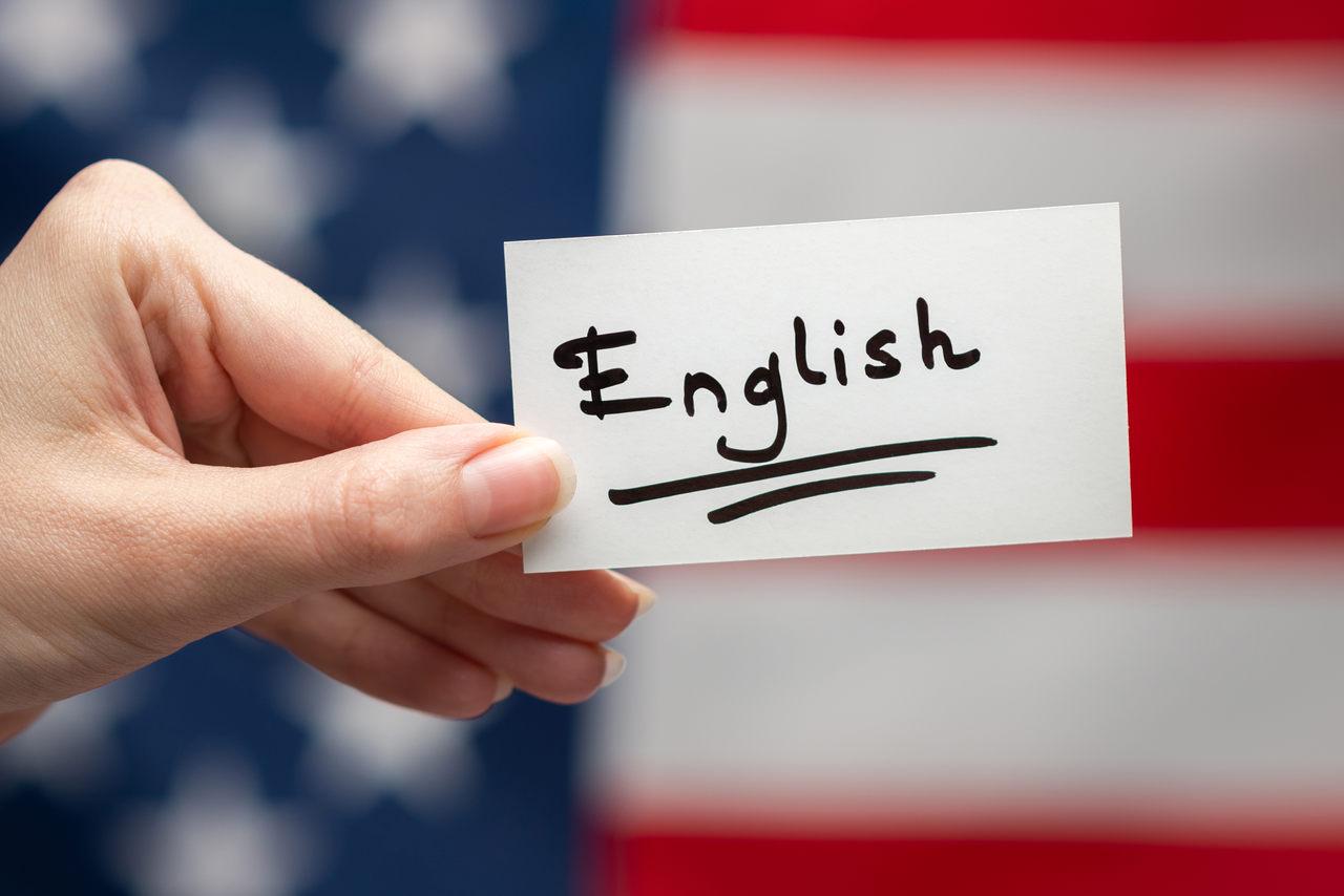 inglês do início