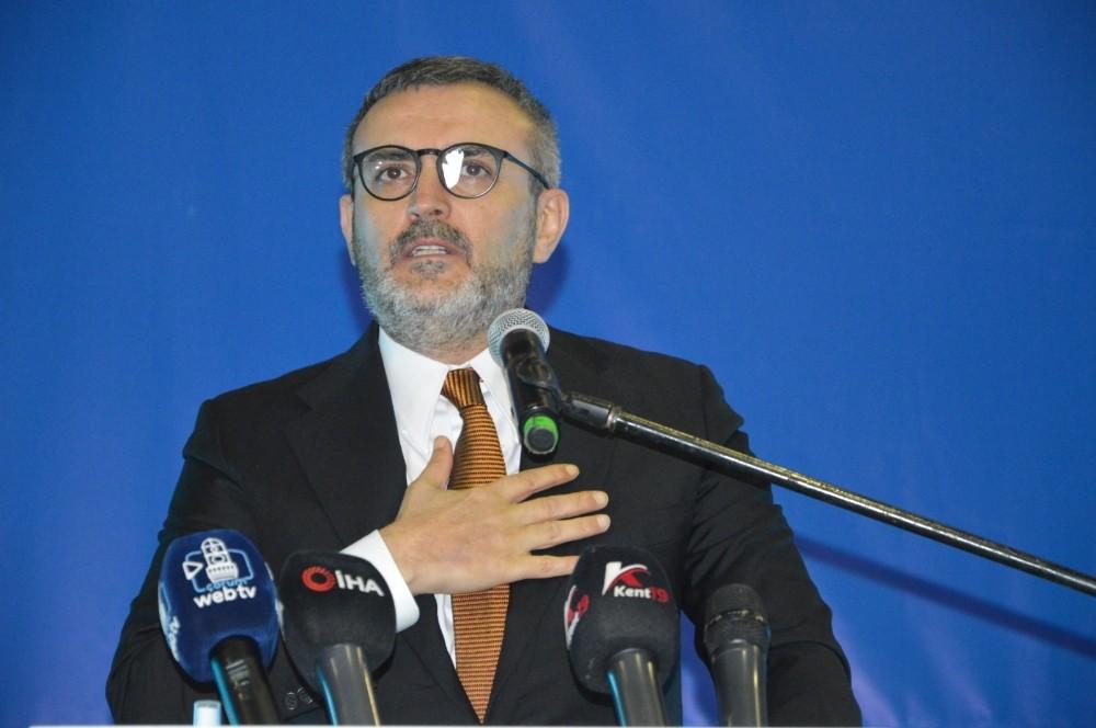 AK Partili Ünal'dan Cumhurbaşkanı Erdoğan'a yönelik eleştirilere sert tepki