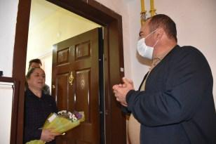 Başkan Sülük'ten şehir annelerine anlamlı ziyaret