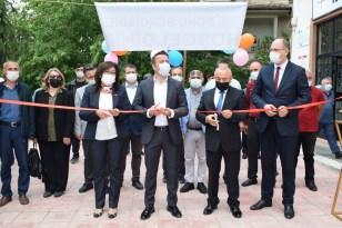 Sungurlu'da hayat boyu öğrenme yıl sonu sergisi açıldı
