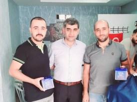 Sungurlu'da atık jilet projesi hayata geçirildi