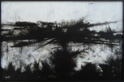 John Subert - Acrylic on Paper