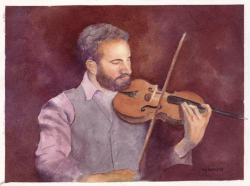 Marilyn Merrill - Watercolor