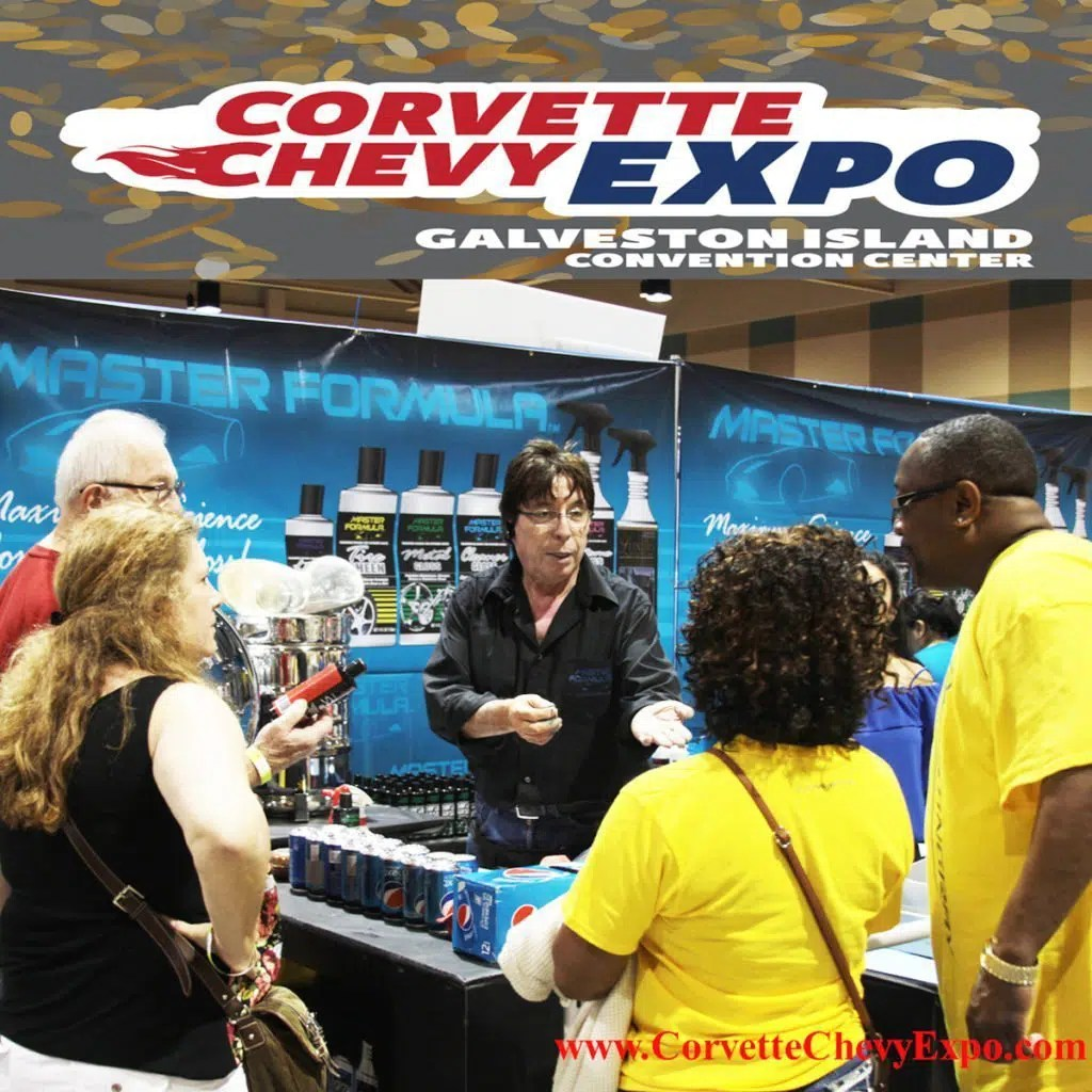 Experience the Corvette Chevy Expo