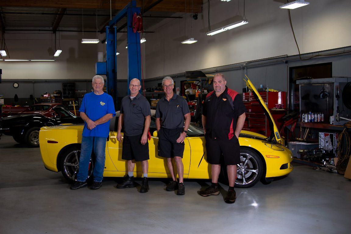 Corvette Mike Service
