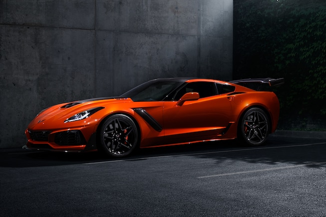 2019 Chevrolet Corvette Zr1 1