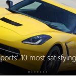 consumer reports most satisfying cars