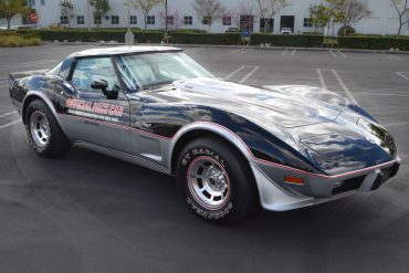1978 chevrolet corvette pace car 37