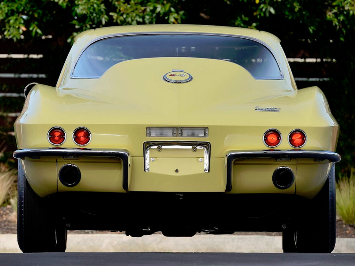 1967 yellow corvette l88 21