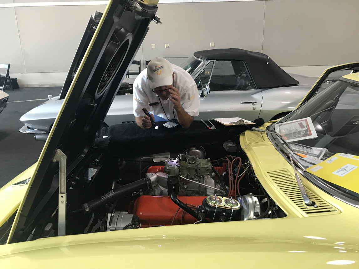1967 yellow l88 blooington gold 3
