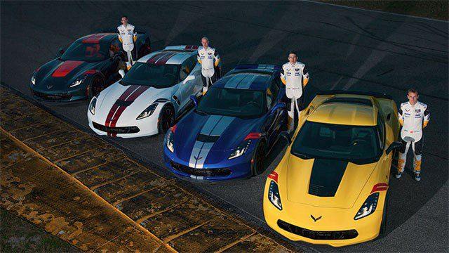 Corvette Drivers Tommy Miller Edition