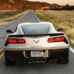 Why Some GM Exhaust Tips Become Blackened With Use