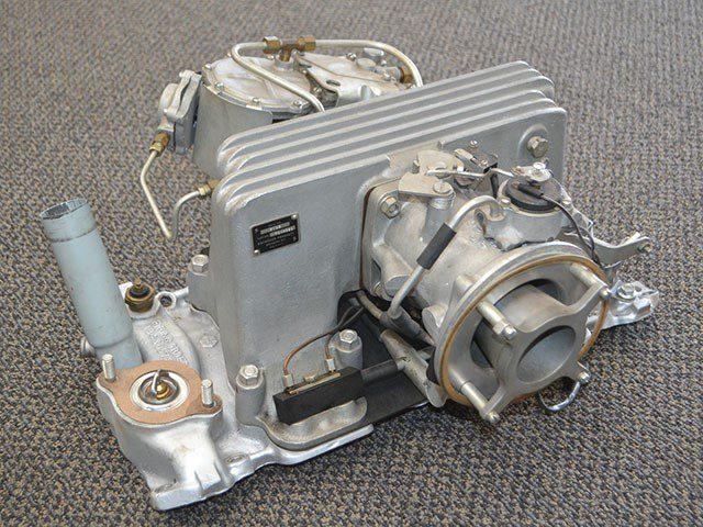 corvette parts fuel injection