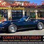 Rancho Santa Fe Cars and Coffee – May 18th