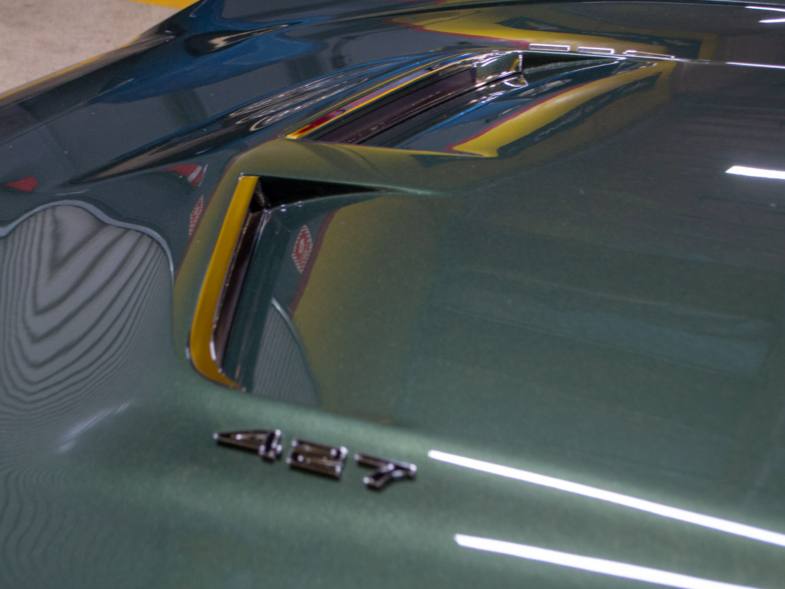 1969 green corvette l71 coupe 0222