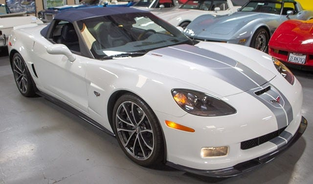 2013 Corvette Convertible 60th Anniversary Edition