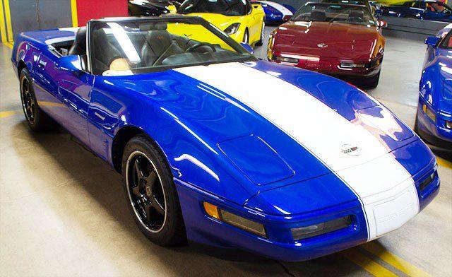 1996 Grand Sport Convertible Corvette