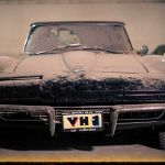 Peter Max Corvette Collection Raffled Off for Charity