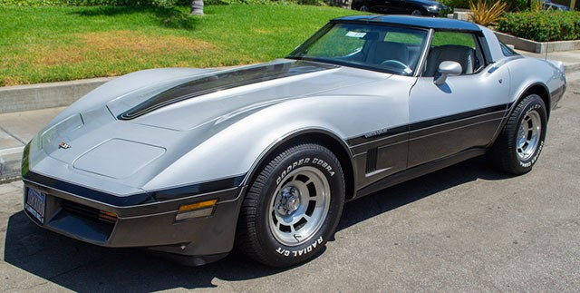 1982 Corvette Shark Coupe