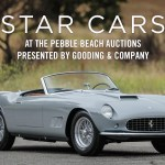 Star Cars at the Pebble Beach Auctions by Gooding & Company