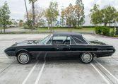 1962 black thunderbird coupe 0251