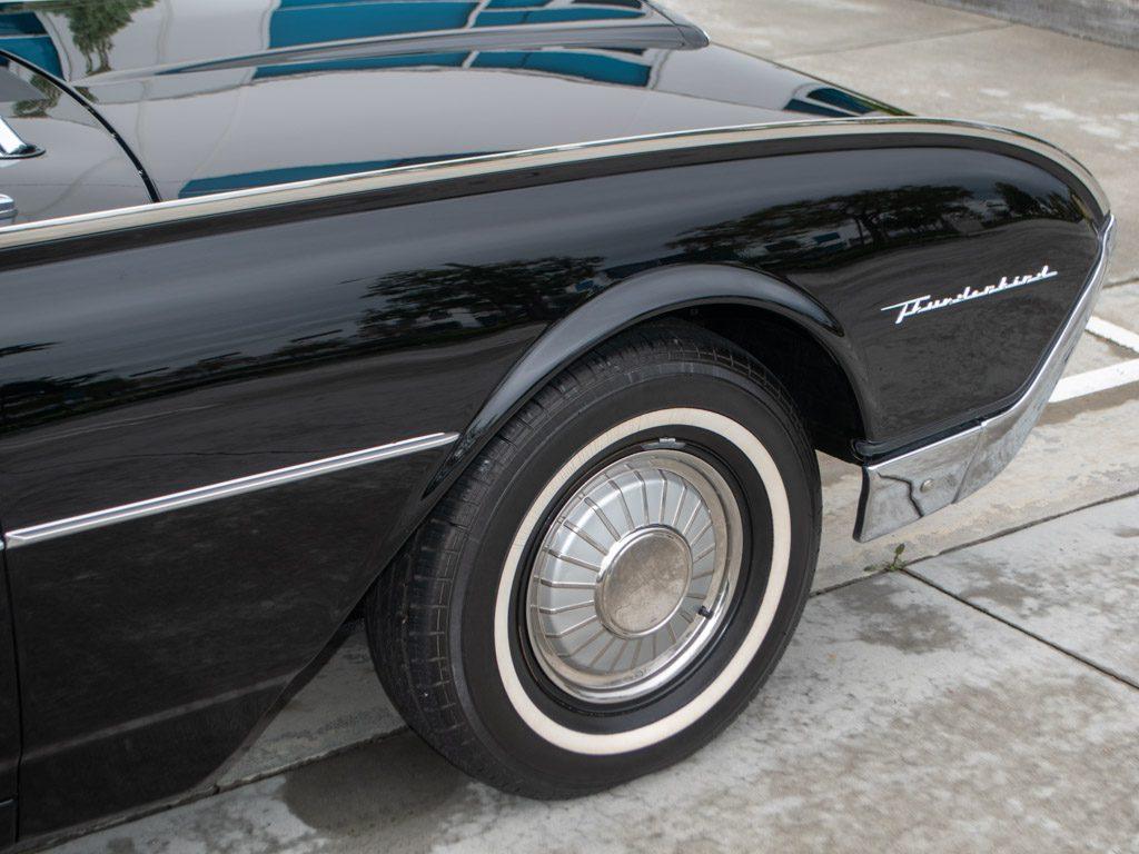 1962 black thunderbird coupe 0256