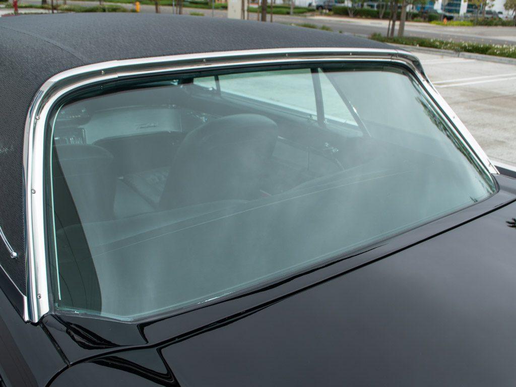1962 black thunderbird coupe 0262