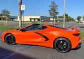 2020 sebring orange corvette 5895