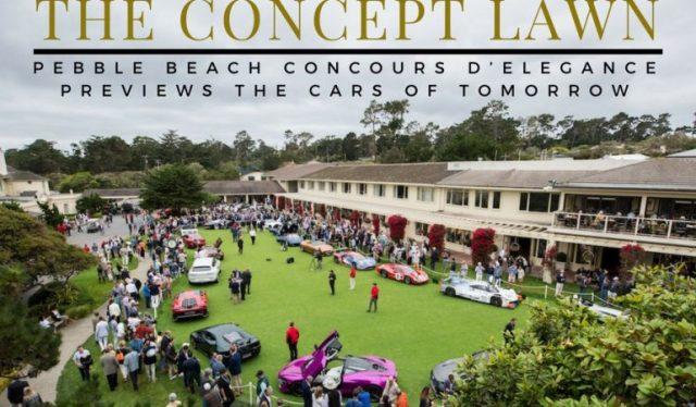 pebble beach concept lawn