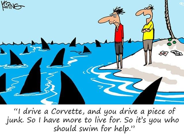 Corvette Comic 2 1