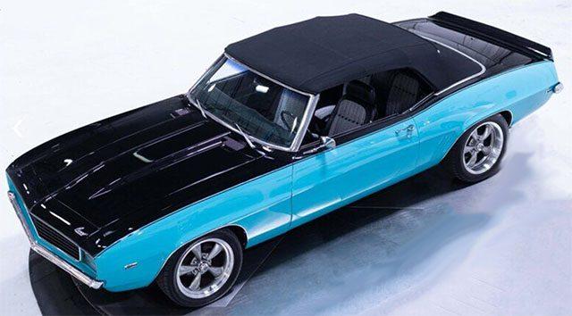 1969 camaro resto coming 1