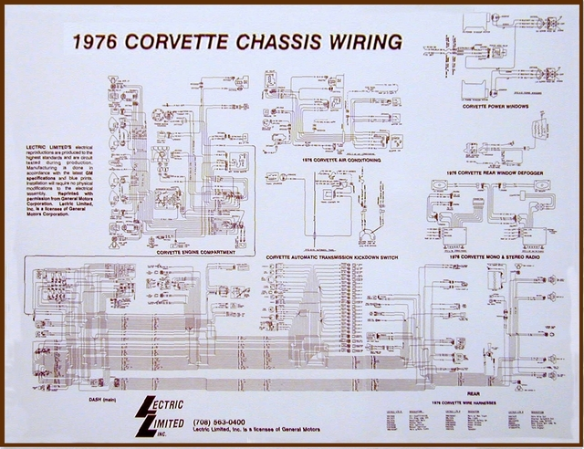 1977 Corvette Dash Wiring Diagram The Wiring – 1980 Corvette Wiring Diagram