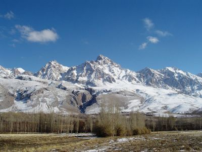 The Taurus Mountains in modern-day Turkey (photo: Zeynel Cebeci, CC BY-SA 3.0 license)