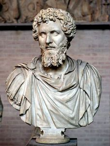 Bust of Septimius Severus, Glyptothek Munich (photo: Bibi Saint-Pol).