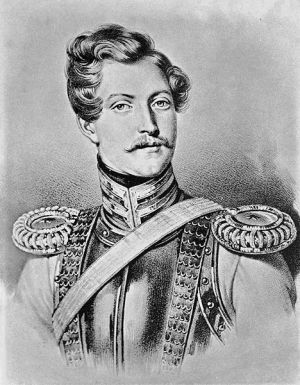 Georges-Charles de Heeckeren d'Anthès.