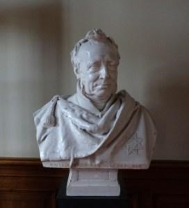 Buste van Koning Willem I (Eerste Kamer, Den Haag).