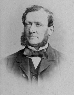 Johan Wilhelm Hein (bron: Fotoarchief Eerste Kamer).