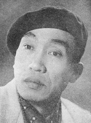 Roestam Effendi (bron: Jassin, H.B. Kesusasteraan Indonesia Modern dalam Kritik dan Essay).