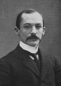 Victor Henri Rutgers (bron: Onze Afgevaardigden 1909 en 1913).