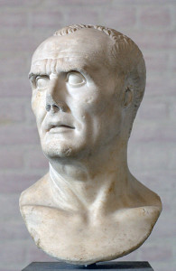 Bust of Gaius Marius (Glyptothek, Munich; photo: Bibi Saint-Pol).