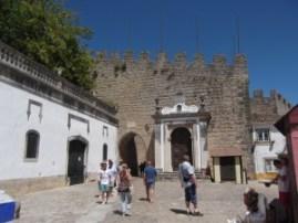 The Porta da Vila.