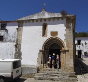 Capela de São Martinho.