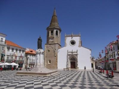 The São João Baptista.