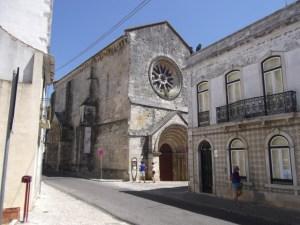 The São João de Alporào.