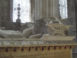 King João's tomb.