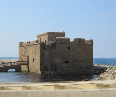 Paphos Castle.