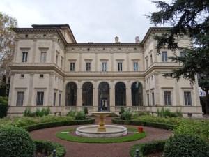 Villa Farnesina.