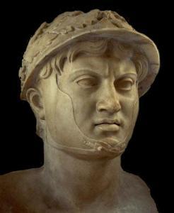 Pyrrhus of Epirus (photo: Catalaon).