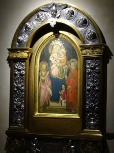 Another Madonna and Child with Saints!