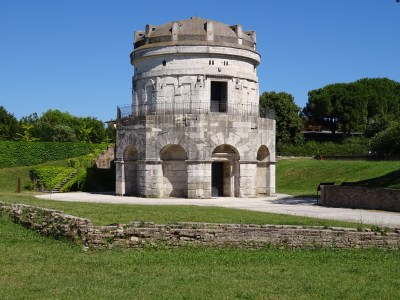 Mausoleum of Theoderic.